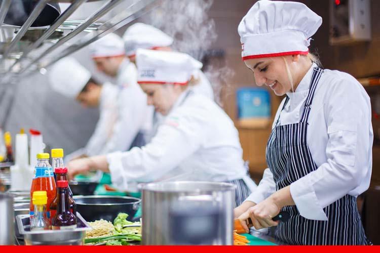 Profesyonel Aşçılık Kursu