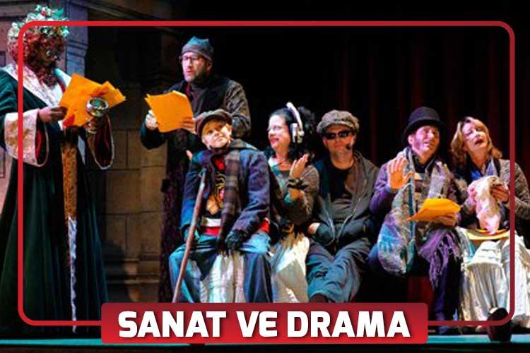 Sanat ve Drama