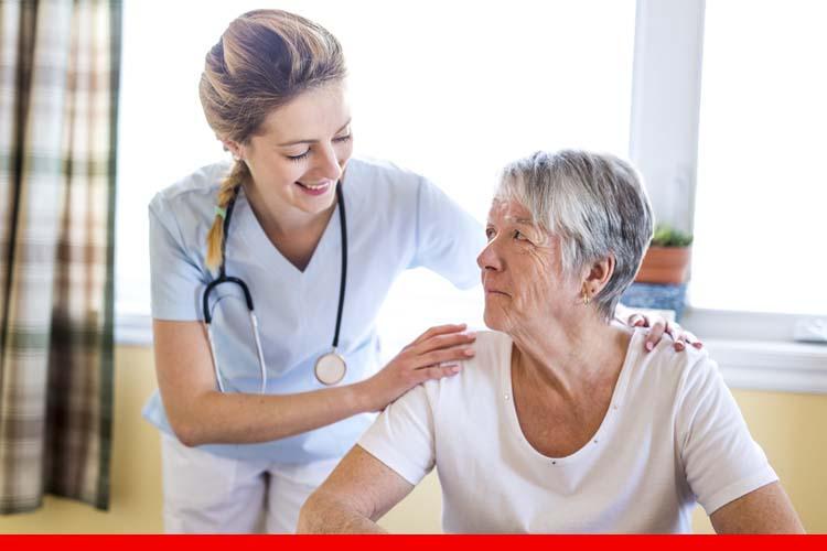 Hasta ve Yaşlı Öz bakımına destek Elemanı