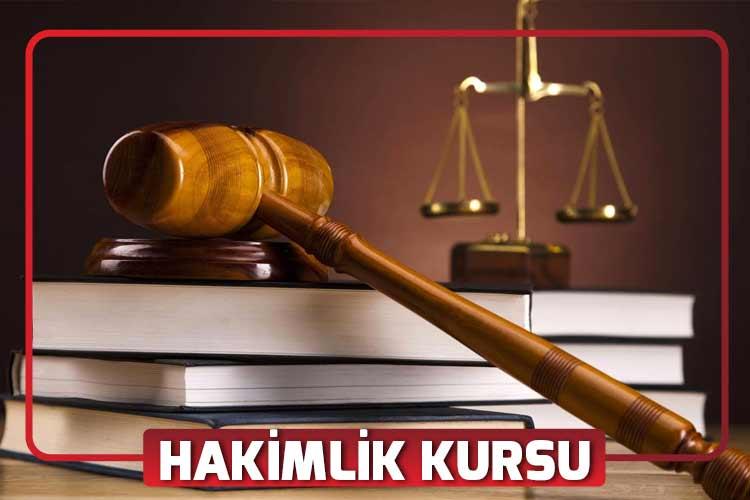 Adli - İdari Yargı Hakimliği Kursu