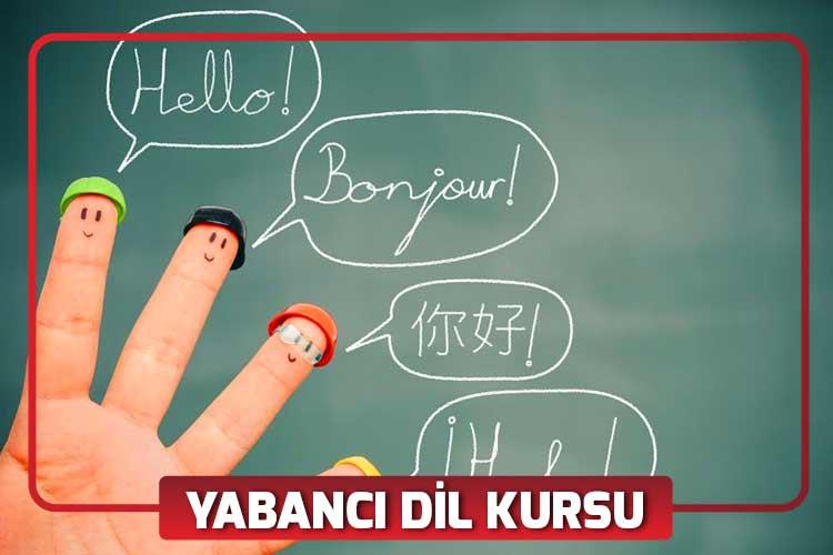 Yabancı Dil Kursları